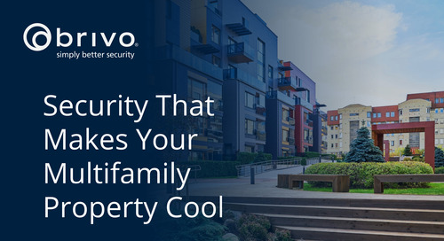 Security That Makes Your Multifamily Property Cool