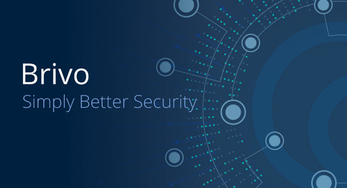 Simply Better Security with Brivo