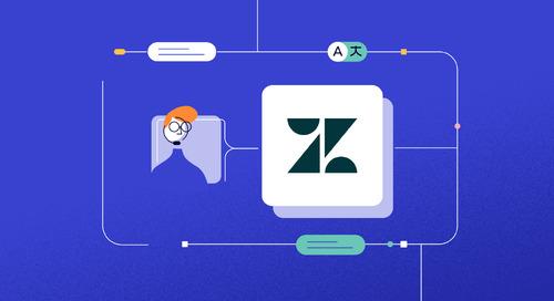 New Unbabel Integration: Zendesk Agent Workspace