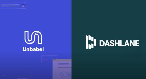 Unbabel + Dashlane