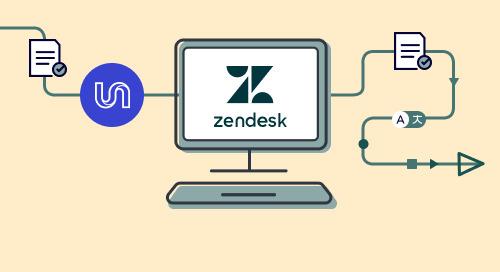 Unbabel for Zendesk Guide