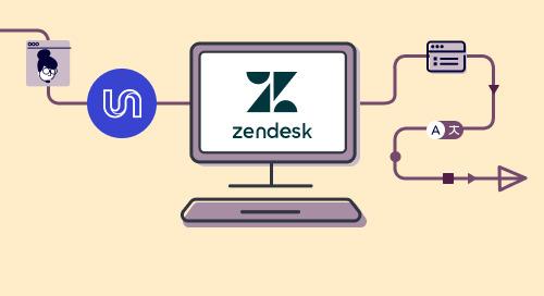 Unbabel for Zendesk Agent Workspace