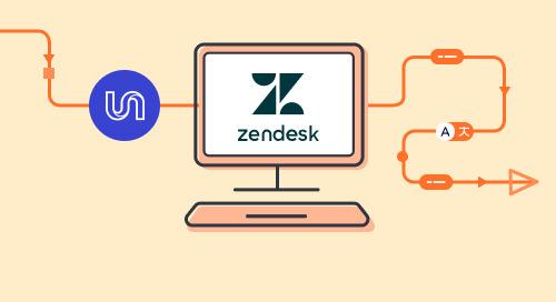 Unbabel for Zendesk Support