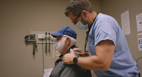 With Primary Care: Calling His Own Shots