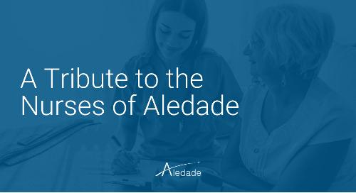 A Tribute to the Nurses of Aledade