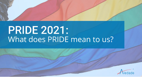 Pride 2021: What Does Pride Mean To Us?
