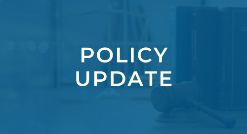 Policy Update: Updates on Funding from 2019 and 2020