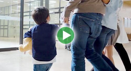 Texas Children's Hospital Testimonial