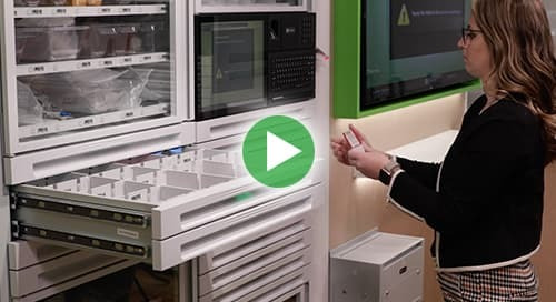 XT Automated Medication Dispensing Cabinet Overview