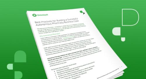 Best Practices for Building a Successful Autonomous Pharmacy Business Case