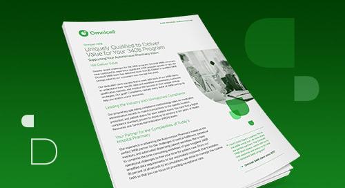 Brochure: Omnicell 340B Solution