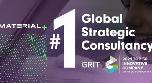 We're thrilled to be recognized as a leader in GRIT's Top 50 Most Innovative Companies!