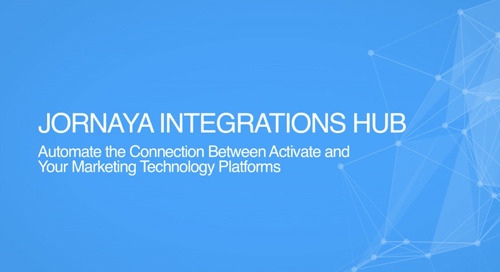 Announcing the Launch of the Jornaya Integrations Hub