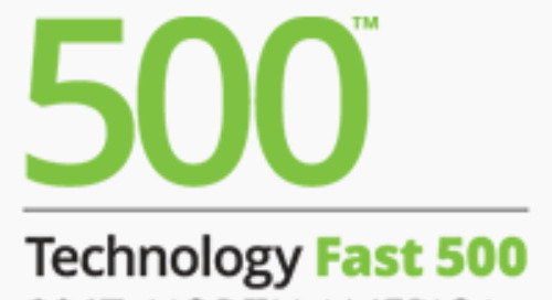 Jornaya named To Deloitte's 2017 Technology Fast 500™ List of Fastest Growing Companies in North America