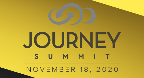 Key Takeaways from Journey Summit 2020