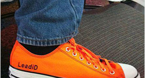 Orange Kicks Take LeadsCon by Storm