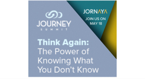 Journey Summit on May 18: The Power of Knowing … More About the Latest Marketing Trends