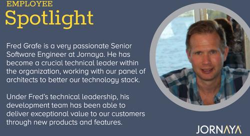 August Employee Spotlight: Fred Grafe, Senior Software Engineer