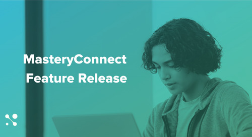 Back to School With Better-Than-Ever MasteryConnect Features