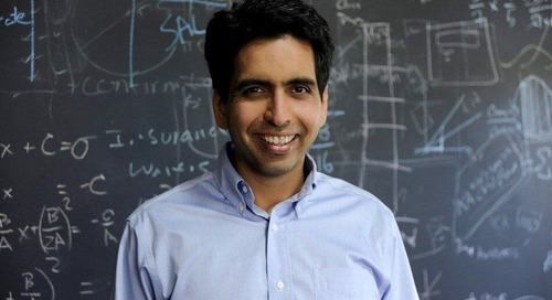 Face the Future With Wisdom From Sal Khan