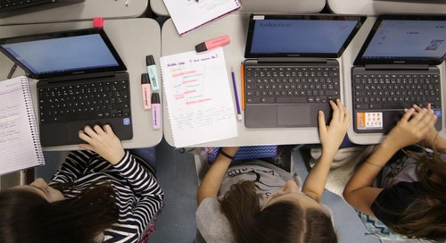 Leadership & Learning: Rethink K-12 Education