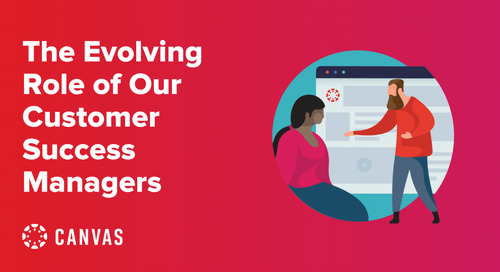 The Evolving Role of Our Customer Success Managers