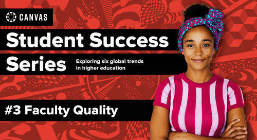Students and Administrators Agree: Quality of Faculty Matters
