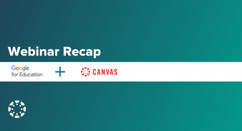 Google Assignments & Canvas: A Simpler Way to Distribute, Analyze, and Grade Student Work