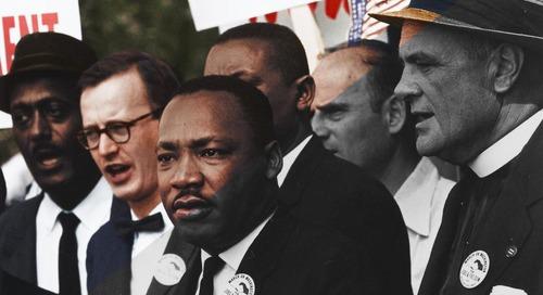 Bringing History Back To Life: The March on Washington