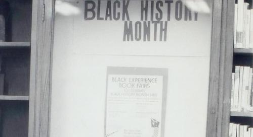 Why I Celebrate Black History Month