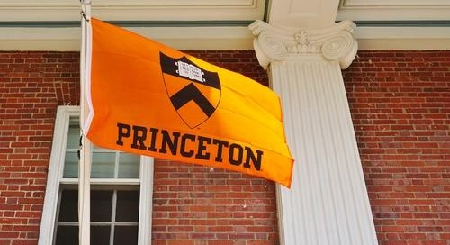Princeton University will introduce new online teaching and learning system