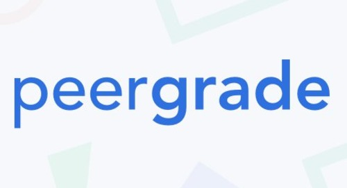 Engage Students & Increase Learning Through Peer Feedback