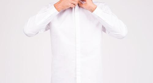 The Perfect White Button-Down Shirt: Canvas