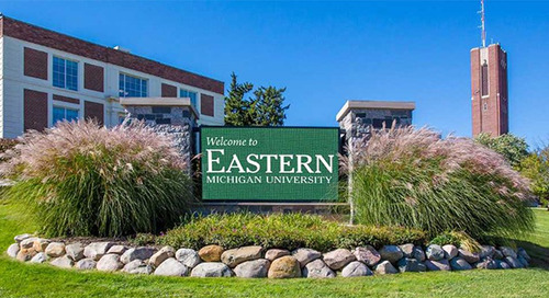 How Canvas is Making Change: Eastern Michigan University