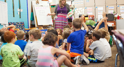 A Radical Shift in Thinking: Canvas in the Elementary Classroom