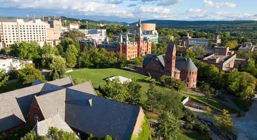 Cornell to Replace Blackboard with Canvas for All Courses by 2019