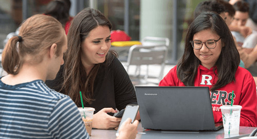Rutgers Selects Canvas as Official Learning Management System