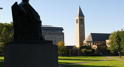 A Blank Canvas: Cornell Classes Transition from Blackboard