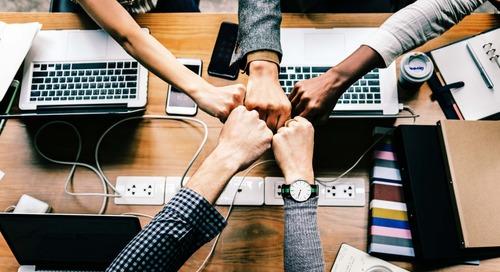 Tech Teamwork Spells Success