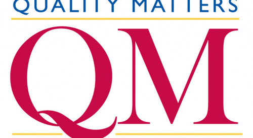 New Partnership Brings Canvas to Quality Matters (QM) and QM Membership to Instructure