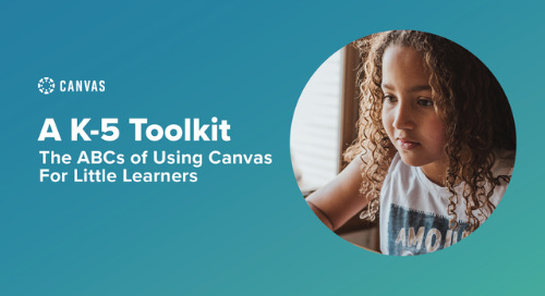 A Canvas K-5 Toolkit