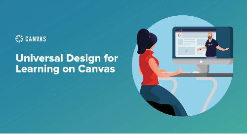 Universal Design for Learning on Canvas
