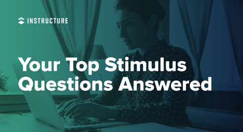 Stimulus Funding FAQs