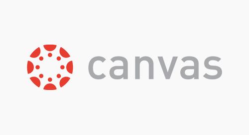 Canvas Receives LTI Advantage Certification