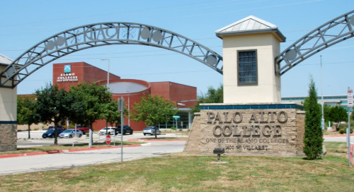 Palo Alto College User Story with AWS