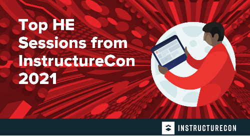 The Top 5 Higher Education Sessions from InstructureCon 2021