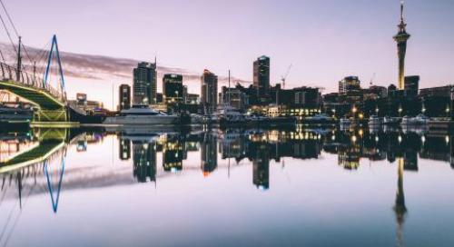 New Zealand: Fresh Ideas & Modern Technology