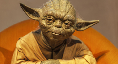 Truly wonderful, the Mind of a Child is: Combining Canvas and Yoda