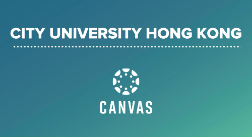 Learn How City University Hong Kong Transitioned to Remote Learning in Eight Days: A Canvas Customer Success Story