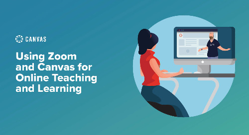 Using Zoom and Canvas for Online Teaching and Learning